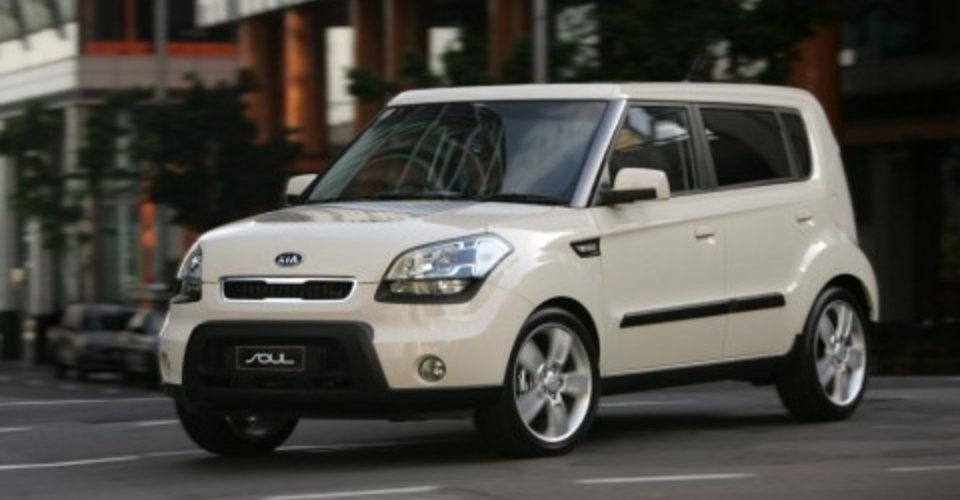2009 kia soul review road test caradvice. Black Bedroom Furniture Sets. Home Design Ideas