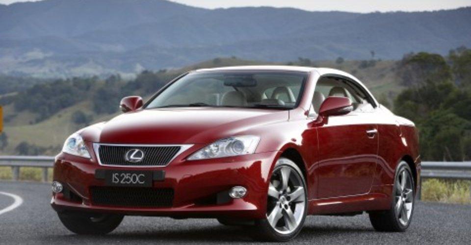 Car Pros Hyundai >> Lexus IS 250C Review & Road Test   CarAdvice