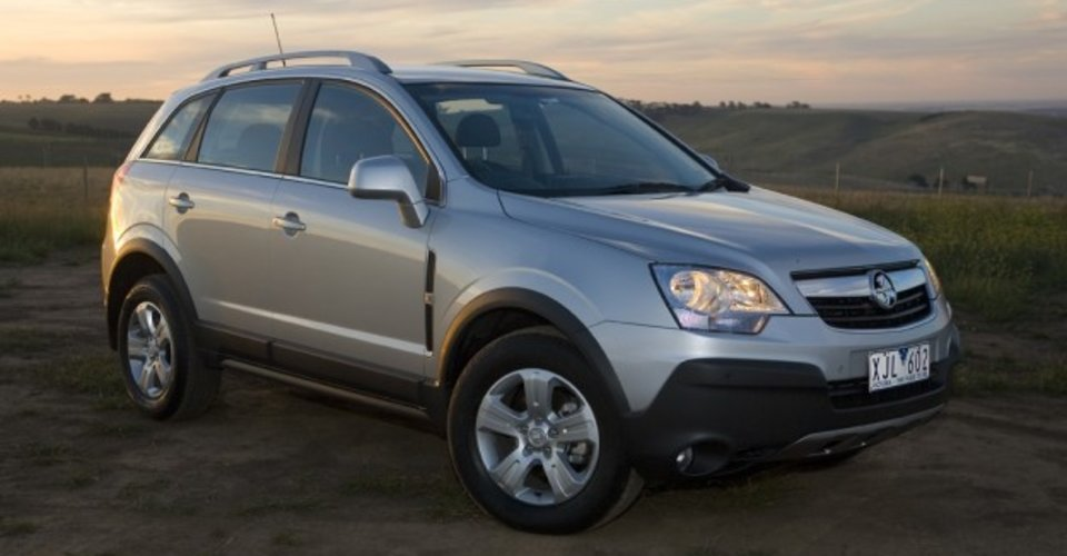 2010 Holden Captiva Review Caradvice
