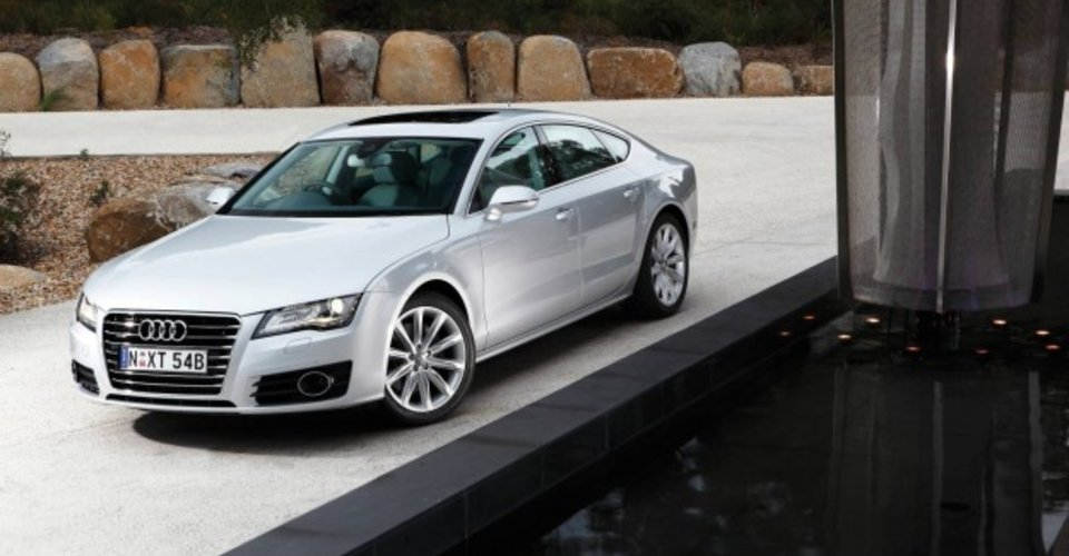 2012 Audi A7 Review Caradvice