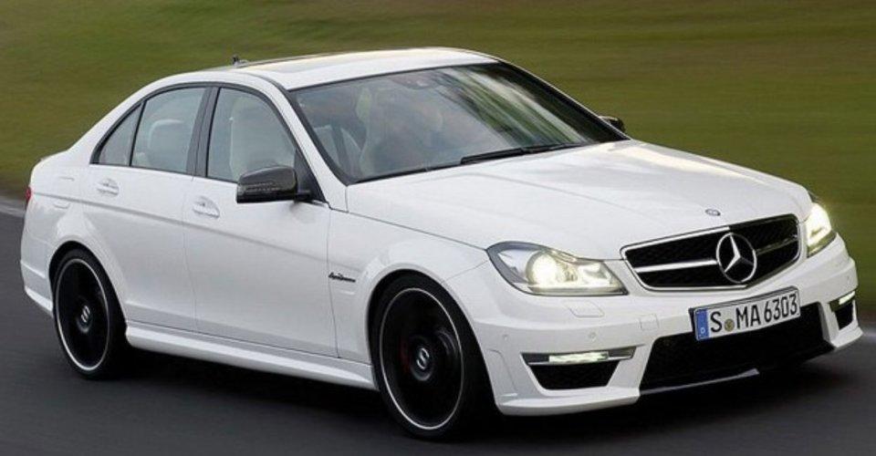 Mercedes Sales Report January
