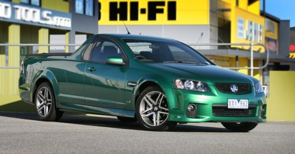 2011 Holden Commodore SV6 Ute Review | CarAdvice