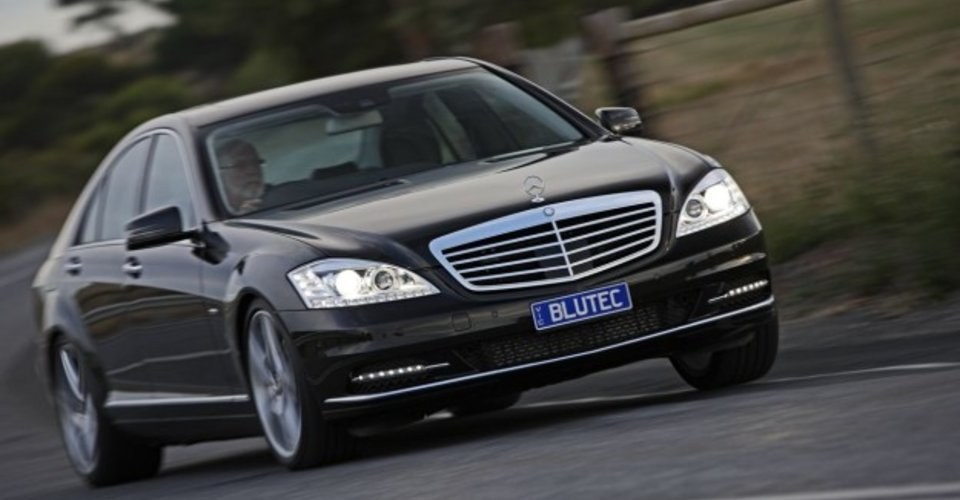 Mercedes benz s 350 bluetec review caradvice for Mercedes benz s 350