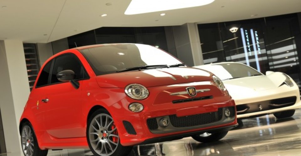 2011 Abarth 695 Tributo Ferrari on sale for $70,000 | CarAdvice