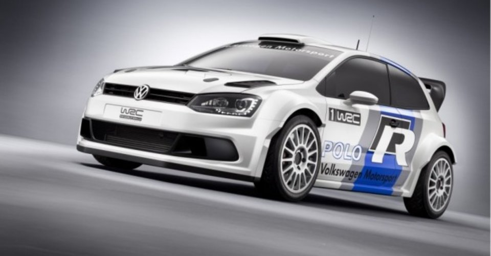 2013 Volkswagen Polo R Wrc Not For Production Caradvice