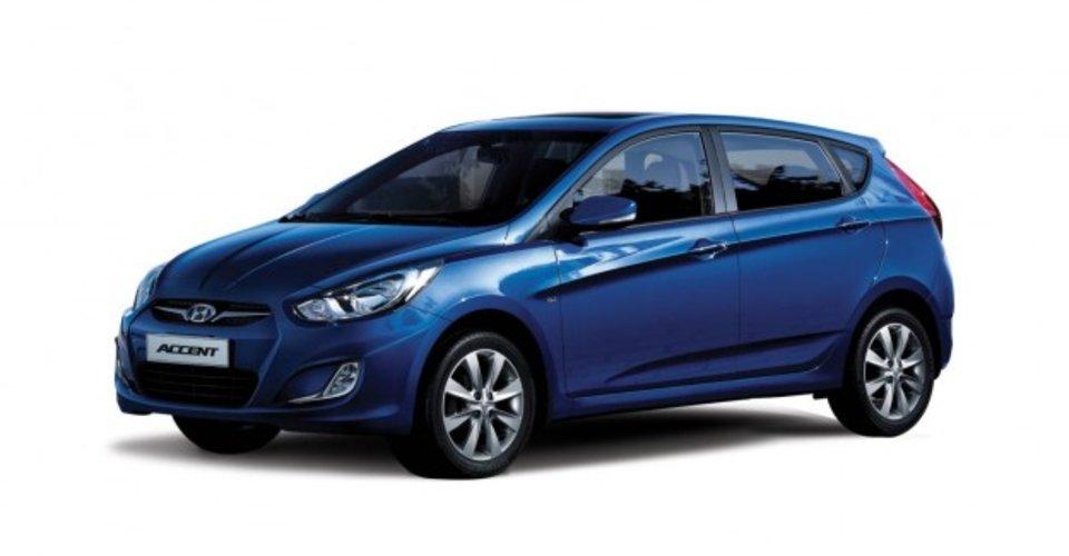 Hyundai Accent At Australian International Motor Show 2011 Caradvice