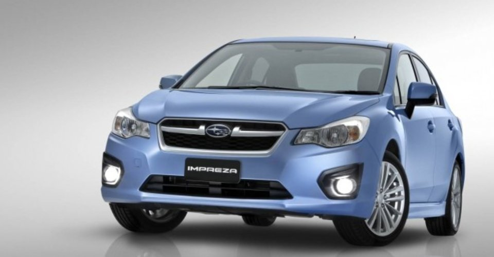 Subaru To Improve Efficiency 30 Per Cent By 2015 New