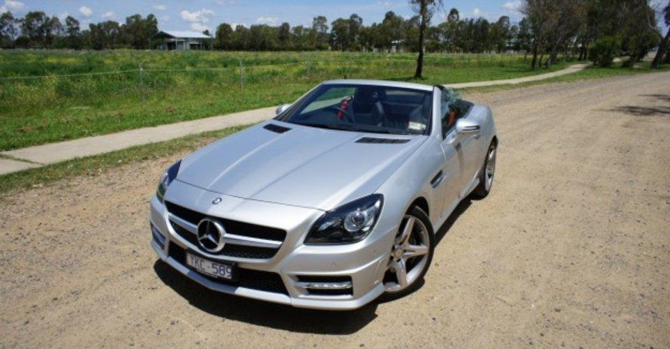 Mercedes Benz Slk 200 Review Caradvice
