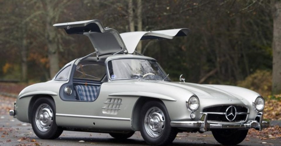 Mercedes 300sl price