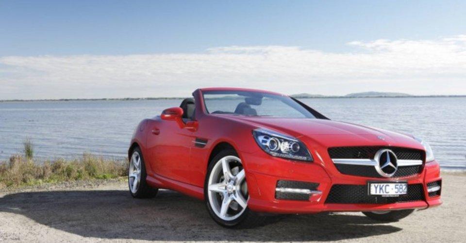 Mercedes  Slk  For Sale Australia