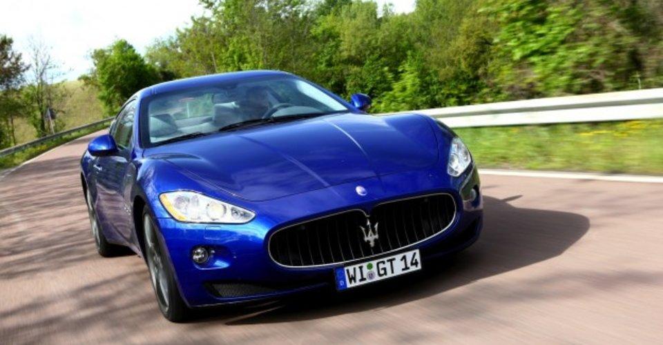 Maserati Granturismo Grancabrio Recalled Over Led Defect