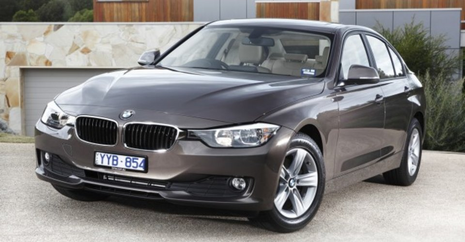 bmw 318d review caradvice. Black Bedroom Furniture Sets. Home Design Ideas