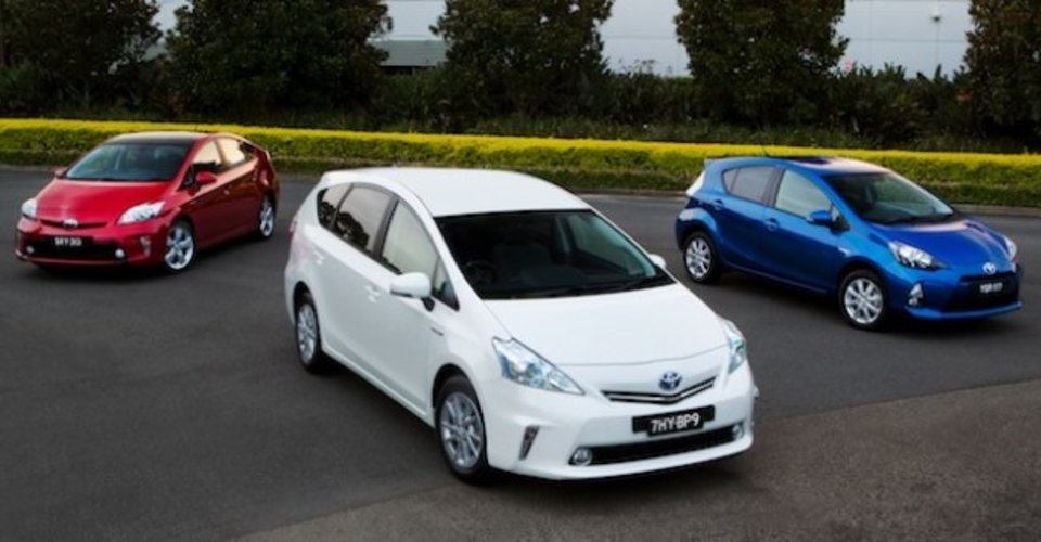 toyota prius hits third place on global sales charts photos caradvice. Black Bedroom Furniture Sets. Home Design Ideas