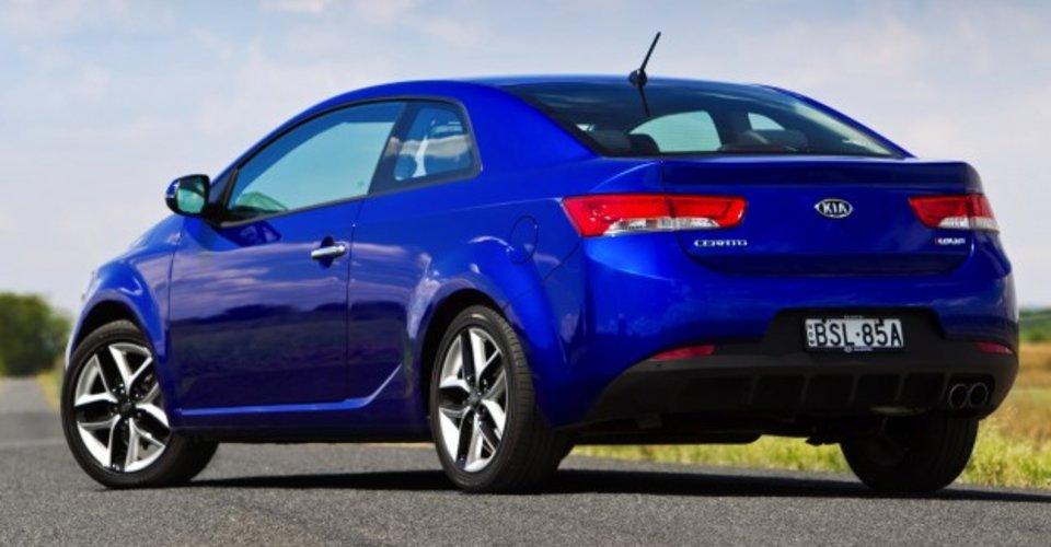 Kia Cerato Koup Review Caradvice