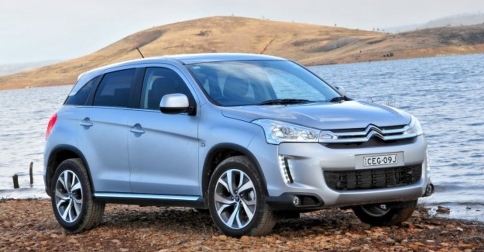 citroen c4 aircross french brand 39 s first suv from 31 990 caradvice. Black Bedroom Furniture Sets. Home Design Ideas