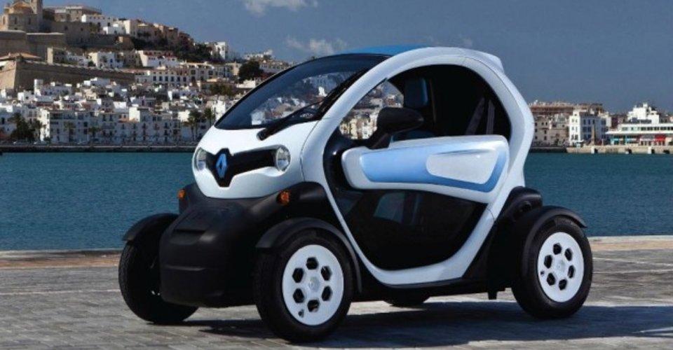 Renault twizy price australia