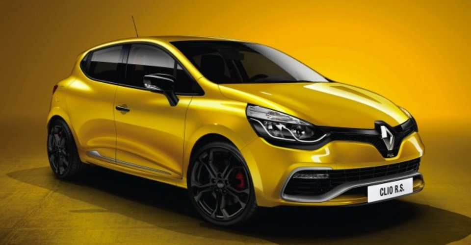 renaultsport clio 200 turbo hot hatch unveiled photos caradvice. Black Bedroom Furniture Sets. Home Design Ideas