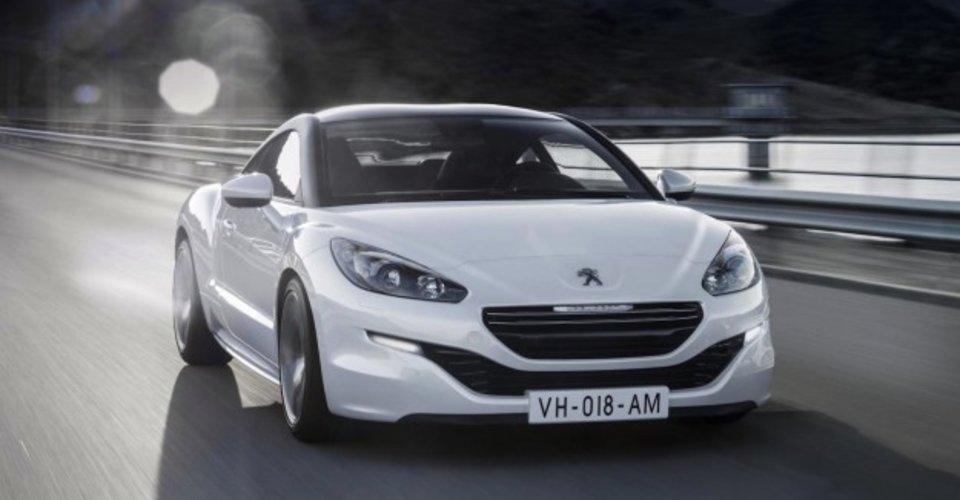 2013 Peugeot Rcz Updated Styling For Sporty French Coupe Caradvice