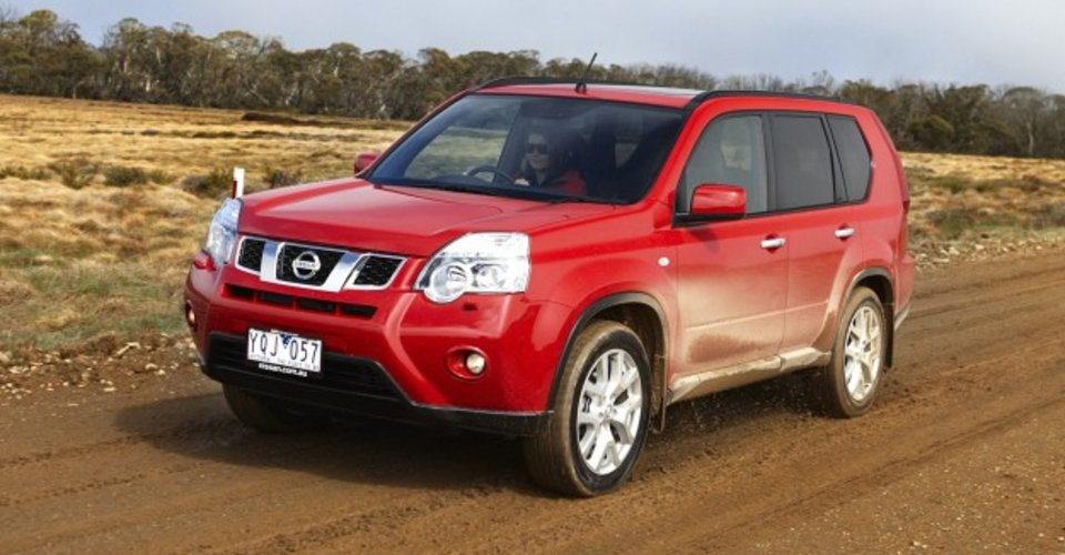 2013 nissan x trail review caradvice. Black Bedroom Furniture Sets. Home Design Ideas
