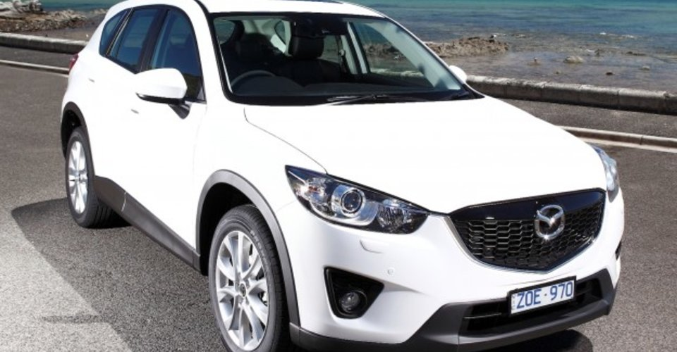 mazda cx 5 pricing and specifications for revised 2013. Black Bedroom Furniture Sets. Home Design Ideas