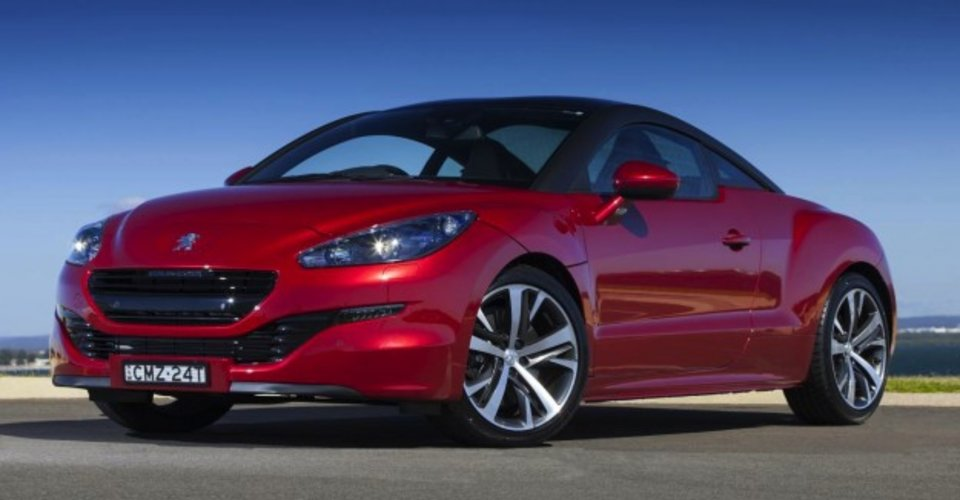 Peugeot Rcz Revised French Coupe Lifts Price And Features
