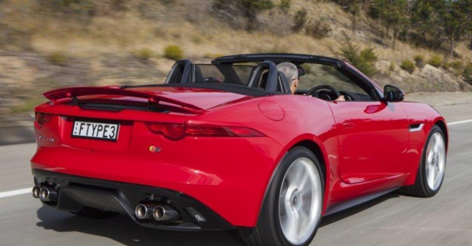 2015 Jaguar F-Type recall: Pop-up rear spoiler may fail | CarAdvice