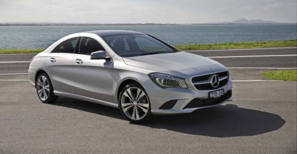 mercedes benz cla class review cla200 caradvice. Black Bedroom Furniture Sets. Home Design Ideas