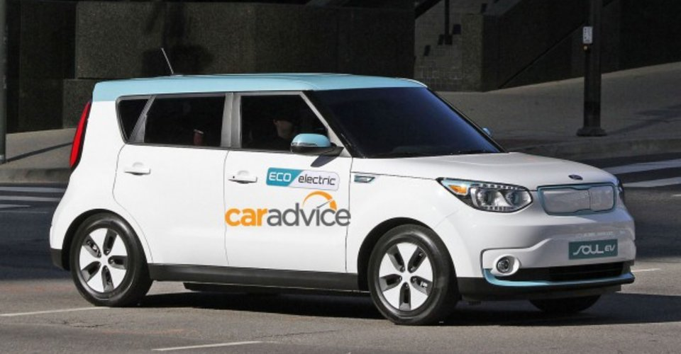 Kia Soul Ev Unveiled Before Official Launch Caradvice