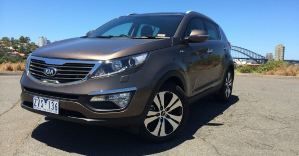 express pictures review sportage kia auto