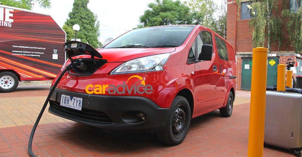 Nissan nv200 australia