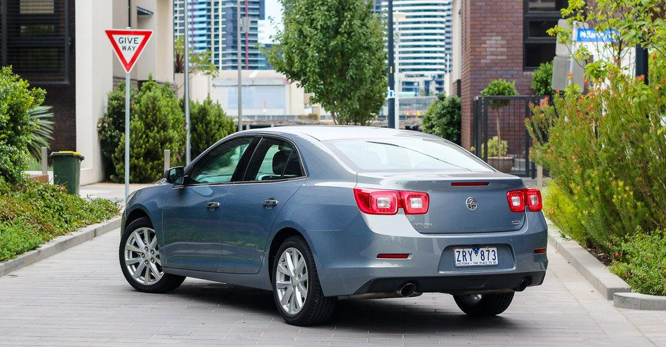 2014 Holden Malibu :: week with Review | CarAdvice