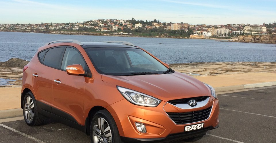 Hyundai ix35 Highlander :: week with Review