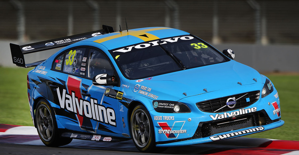 Volvo S60 Sales Boosted By V8 Supercars Entry Says