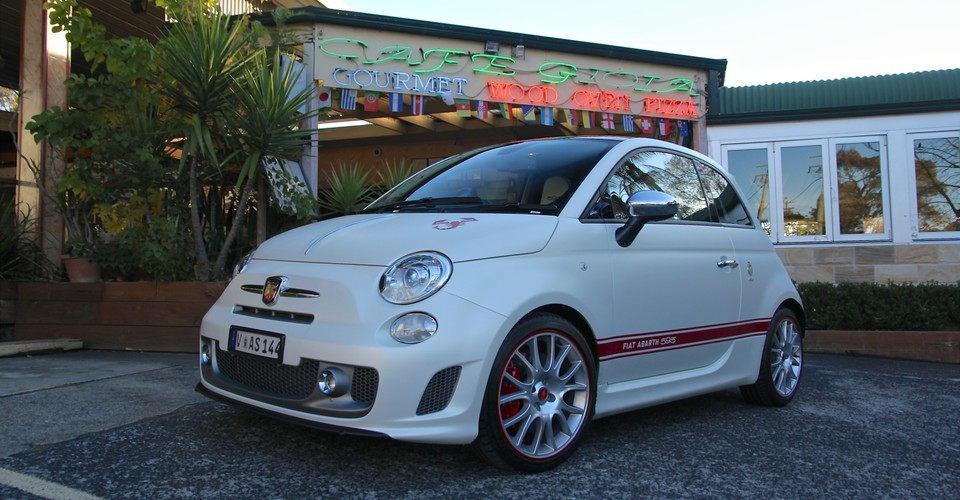 Fiat Abarth 595 50th Anniversary Review   CarAdvice