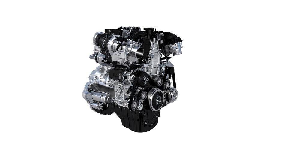 Jaguar land rover releases technical details of ingenium for Hyundai motor finance overnight address