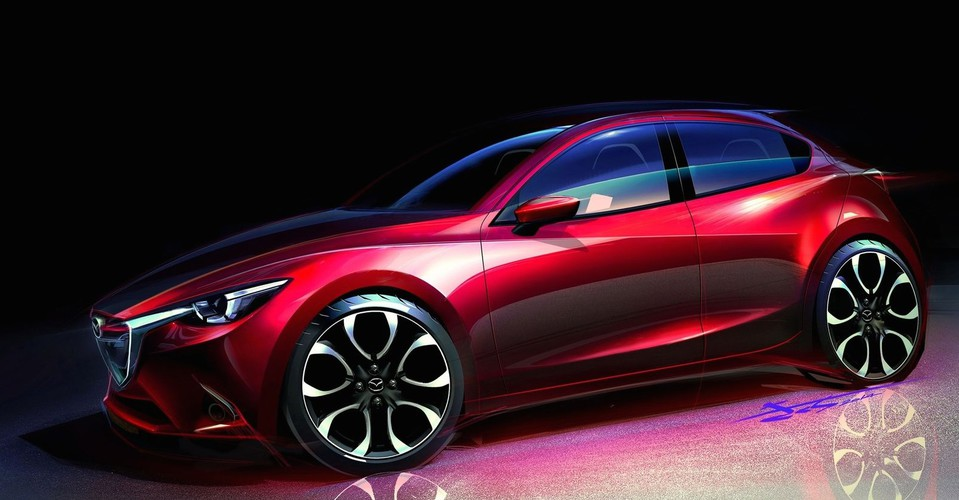 Mazda New Model >> Mazda 2 MPS : Baby hot-hatch a chance later in model