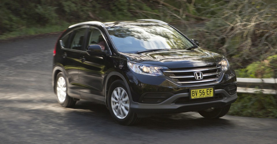 2014 Honda CR V Review