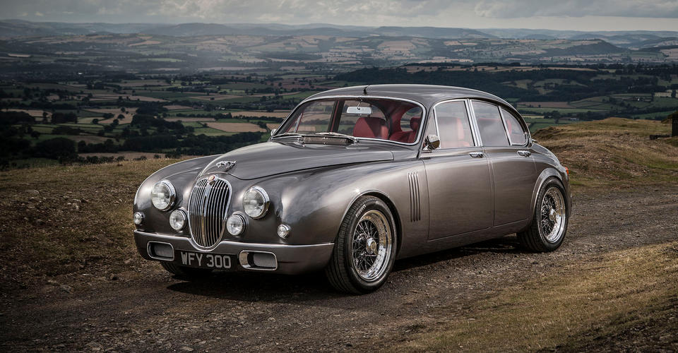 Jaguar Mark 2 Restoration By Ian Callum To Be Produced In