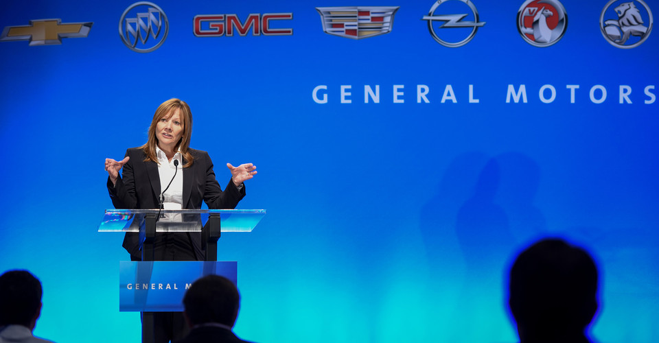 Gm To Slash Platforms To Four By 2025 Caradvice
