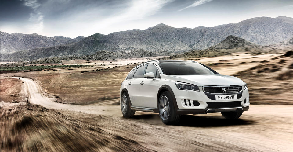 Peugeot 508 Rxh Will Come To Australia Hints French Executive