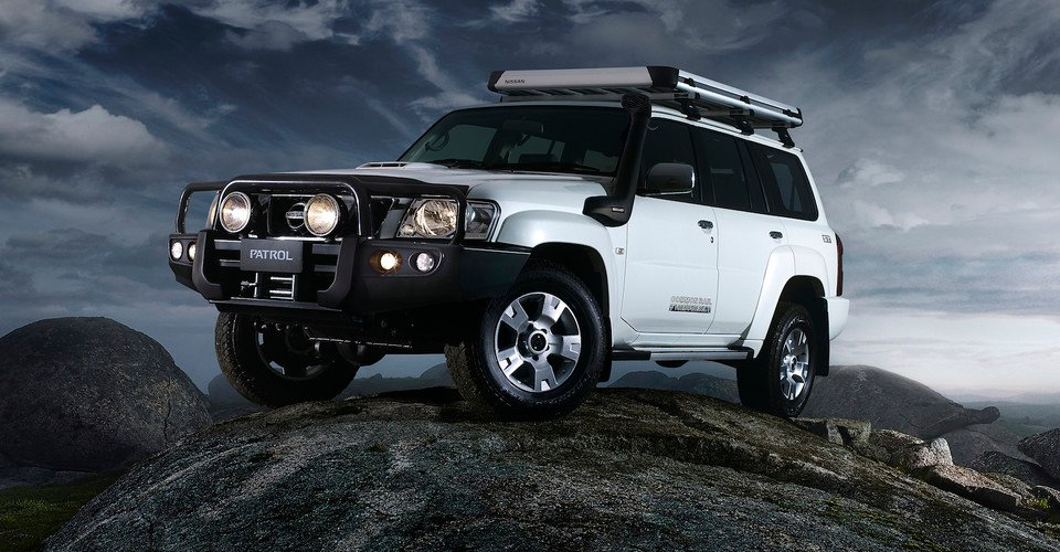 Nissan Patrol Titanium Limited Edition Launches From