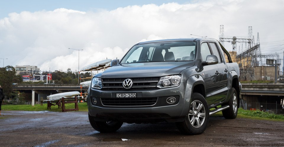 2014 Volkswagen Amarok TDI420 Highline :: week with Review