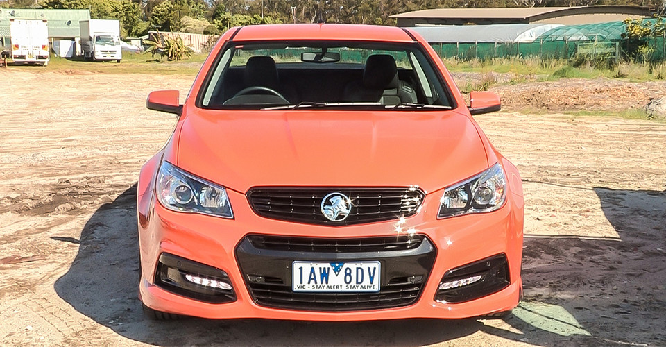 Holden Commodore SV6 Ute Review : A bogan birthday weekender