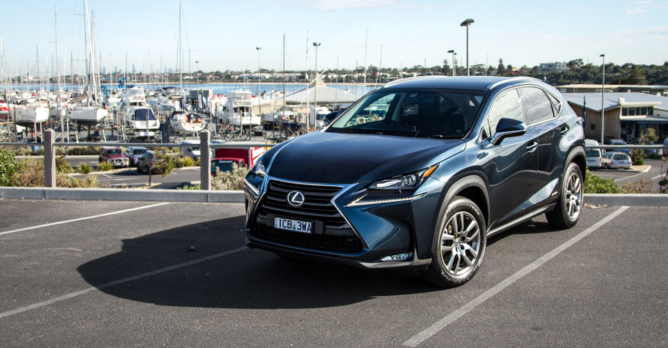 2015 Lexus NX300h Luxury 2WD Review | CarAdvice