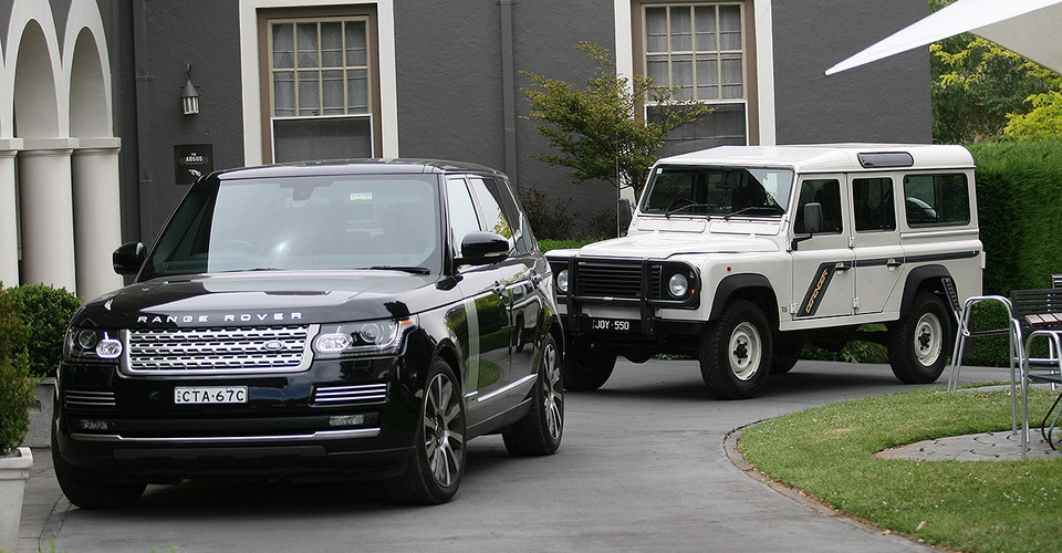 2015 Range Rover Autobiography LWB Review: Luxury travel weekender
