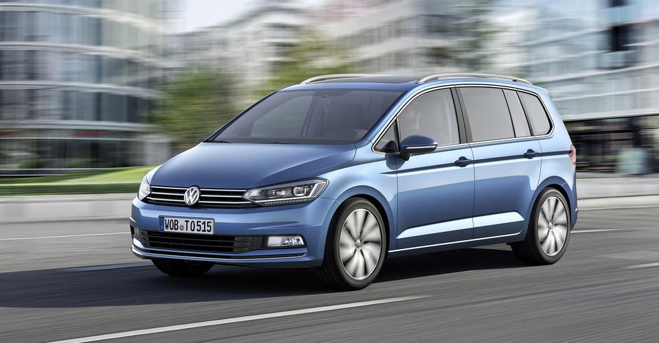 Volkswagen touran australia