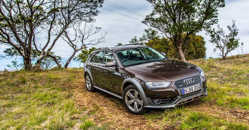 Audi A Allroad Review CarAdvice - Audi allroad ground clearance