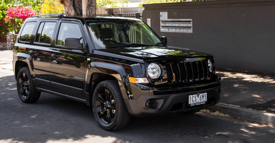 Delightful 2014 Jeep Patriot :: Week With Review