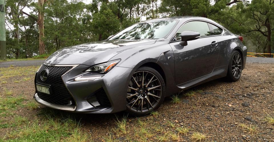2015 Lexus Rc F Review Caradvice