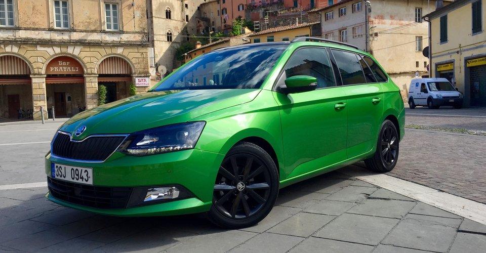 2015 Skoda Fabia Wagon Review Caradvice